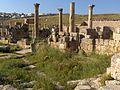 Jerash le tre chiese HPIM3378.JPG