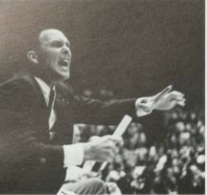 Jerry Norman (basketball) - Norman with UCLA during 1967–68 season