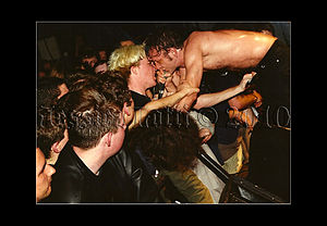 The Jesus Lizard - The Jesus Lizard performing at The Garage at London circa 1998