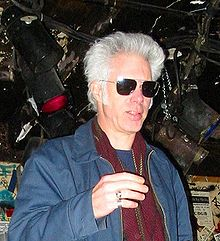 Jarmusch at CBGB in New York City on 2003-11-30