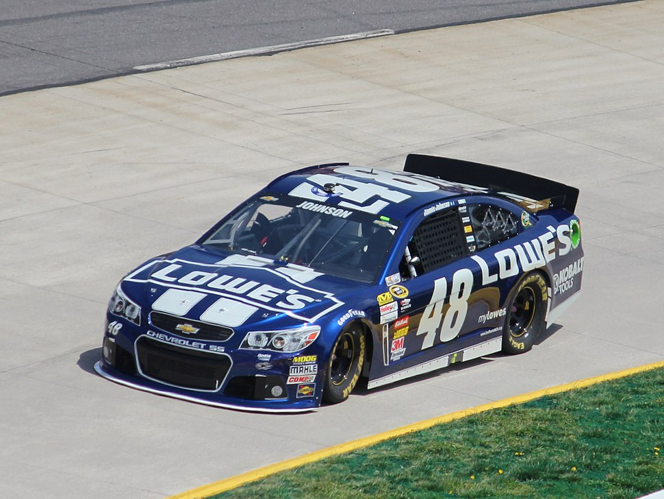 Jimmie Johnson, 2013 STP Gas Booster 500