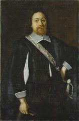 Portrait of Johan Rosenhane (1611–1661)
