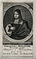 Johannes Molitor. Line engraving. Wellcome V0004057.jpg