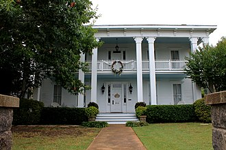 National Register of Historic Places listings in Collin County, Texas - Image: John H Bingham House 1
