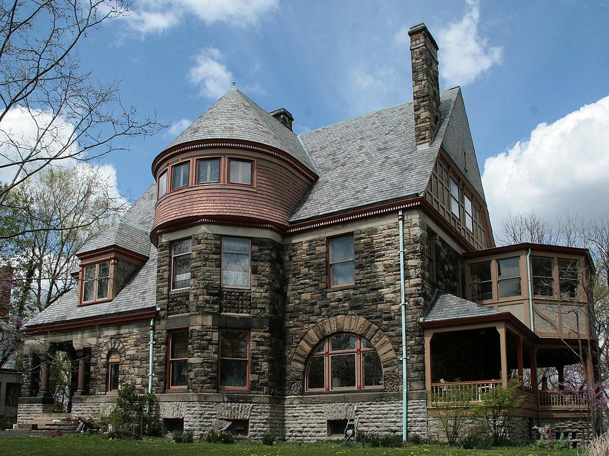 John uri lloyd house wikipedia for Building a home in ohio