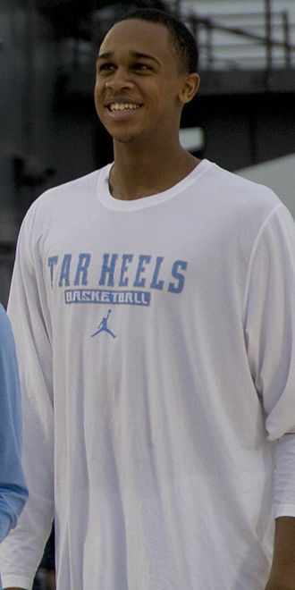 John Henson (basketball) - Henson with the Tar Heels in November 2011