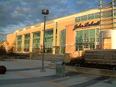 John Labatt Centre Now Budweiser Gardens During The Day