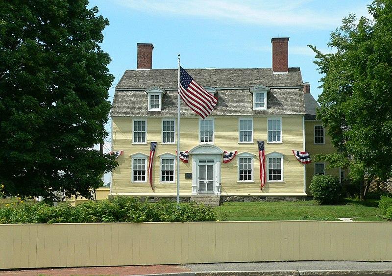 File:John Paul Jones House - panoramio.jpg