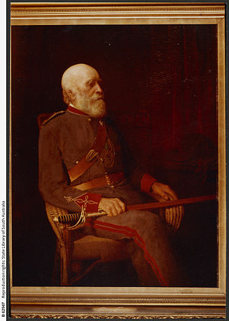 John Warren (Australian politician) - John Warren of Springfield, Williamstown. State Library of South Australia B-62947