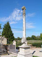 croix de cimetière de Joncreuil