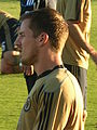 Jordan Harvey at Union at Earthquakes 2010-09-15 2.JPG