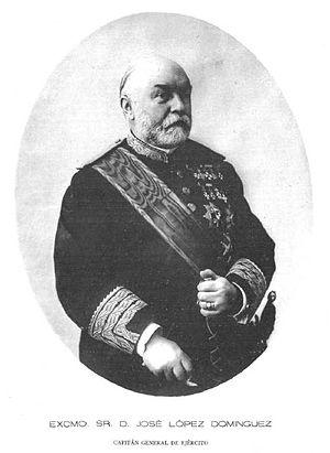 José López Domínguez - José López Dominguez in 1897