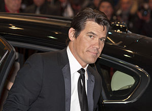 Josh Brolin attending the premiere of True Gri...