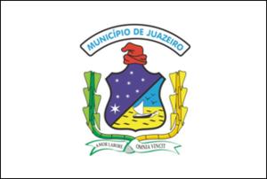 Juazeiro - Image: Juazeiro Flag