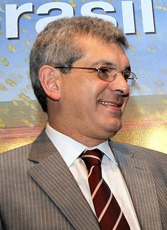 Julián Domínguez - Image: Julián Domínguez (2010)