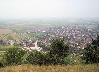 Sânzieni Commune in Covasna, Romania