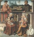Köln - Anton Woensam - Glieder der heiligen Sippe 1540.jpg