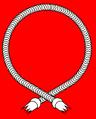 Kötél (heraldika) fr -- corde.PNG