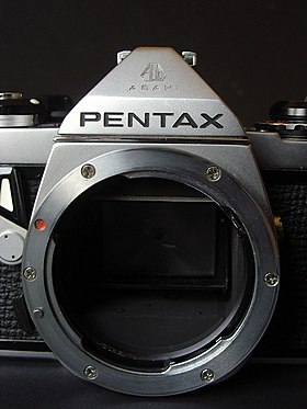 illustration de Pentax
