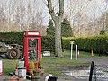 K8 Telephone box on Outney Common Caravan Park - geograph.org.uk - 2241821.jpg