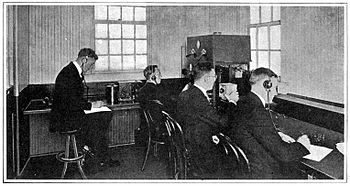 Image result for 1921 - KDKA in Pittsburgh, PA, started a daily radio newscast. It was one of the first in the U.S.
