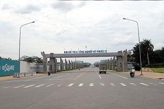 Bến Cát (town) Town in Southeast, Vietnam