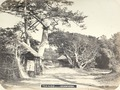 KITLV - 83051 - Houses at Tokaido near Odawara in Japan - before 1880.tif