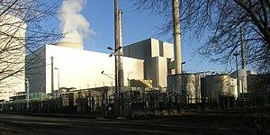 Philippsburg Nuclear Power Plant - Image: KKP Maschinenhaus