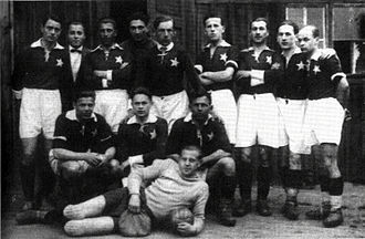 Ekstraklasa - 1927 Winning Wisła Kraków side.