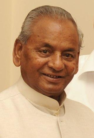 Kalyan Singh Indian politician