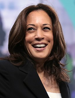 Kamala Harris April 2019