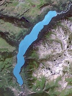 Kanas Lake, China, LandSat image.jpg