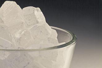 Rock candy - White rock sugar