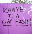 Kanye West graffiti at Bonnaroo.jpg