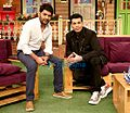 Karan Johar snapped on sets of The Kapil Sharma Show.jpg