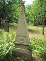 Karl Montfort - Alter Friedhof - X. Hauser (Freiburg Breisgau).jpg