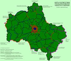 Karta sootvietstvija granic moskovskoj oblasti i gubernii 2.PNG