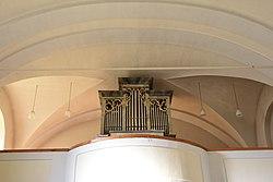 Katholische Pfarrkirche Kukmirn Interior 04.jpg