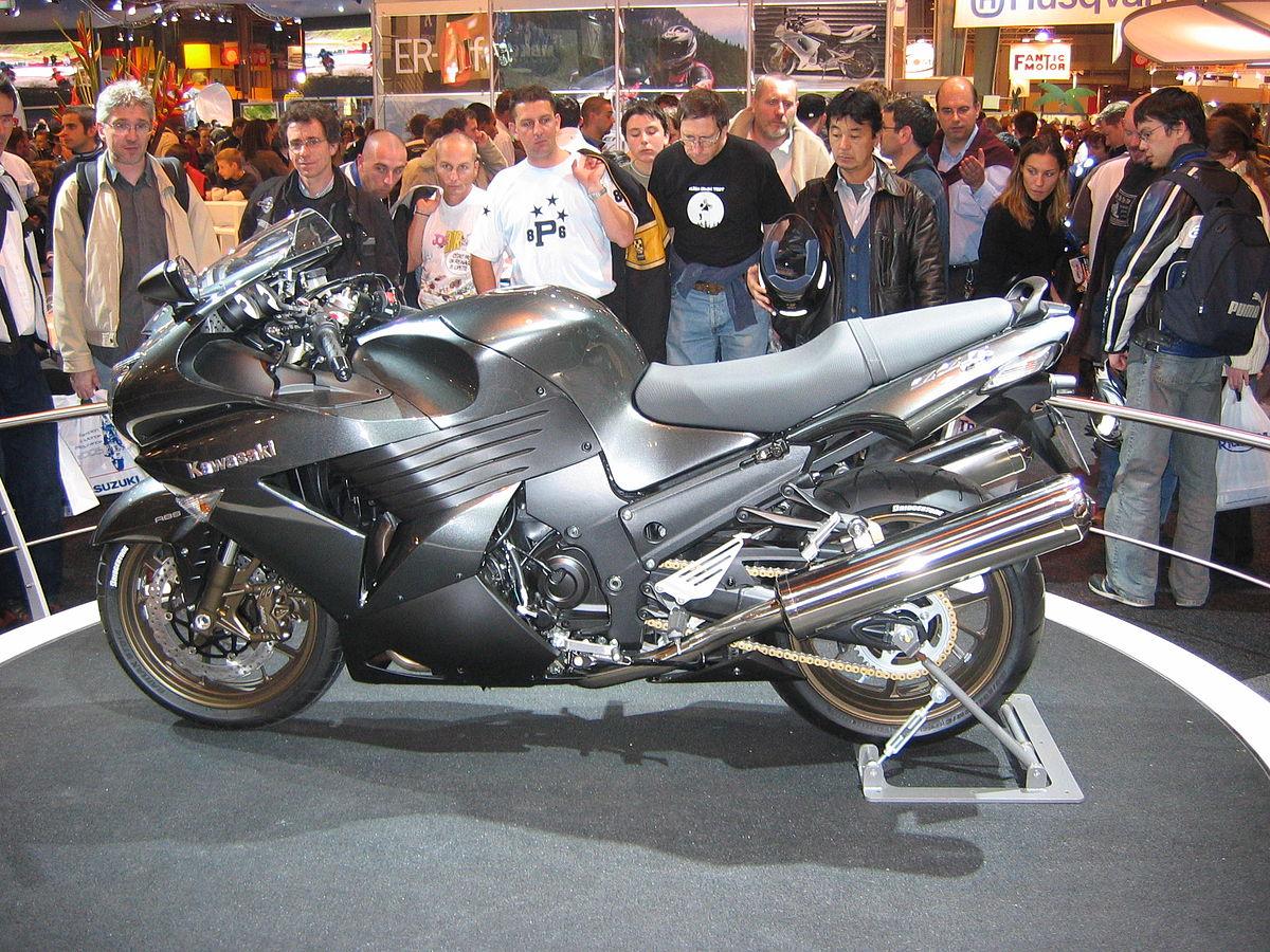 Kawasaki ZZR 1400 - Wikipedia