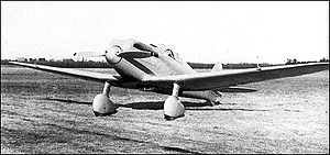Kawasaki Ki-28 - The sole prototype of the Kawasaki Ki-28