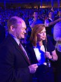 Kelly O'Donnell interviews Chris Coons at the DNC.jpg
