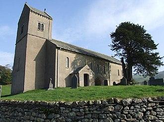 Kentmere - Kentmere Church