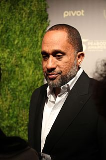 Kenya Barris American television writer and producer