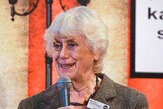 Kerstin Ekman - Kerstin Ekman at Göteborg Book Fair 2011
