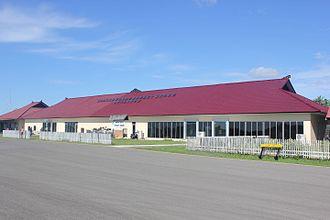 Ketapang (Kalimantan) - Rahadi Osman Airport, Ketapang, West Borneo, Indonesia