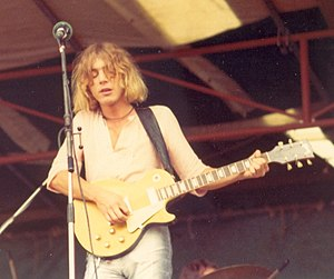 Kevin Ayers - Free concert at Hyde Park, 29 June 1974