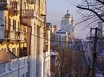 Khabarovsk church on top of a hill.jpg