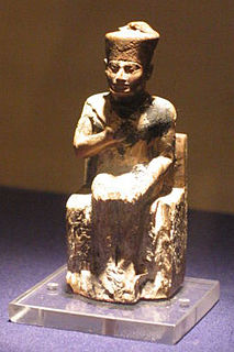Fourth Dynasty ancient Egyptian pharaoh