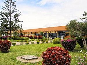 Kilimanjaro International Airport - Image: Kilimanjaro Airport