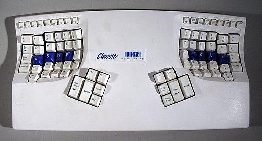 Kinesis-Contoured Keyboard Classic-1